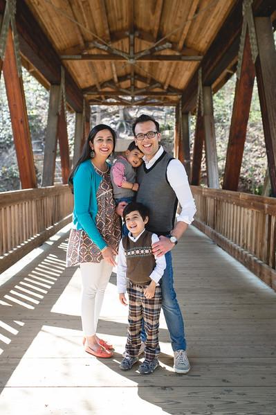 Khanna Family 2017