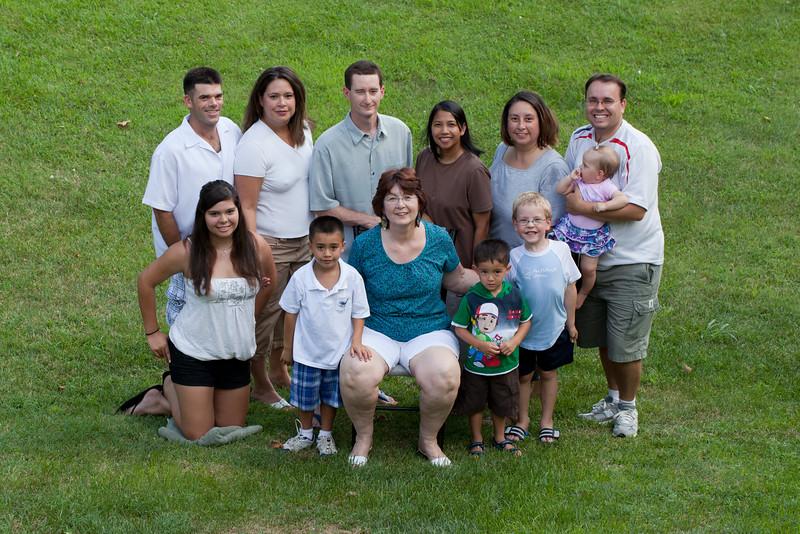 Lamona & Family