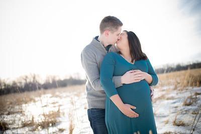Maria & Mark | Maternity