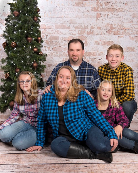 Mike Warby Family