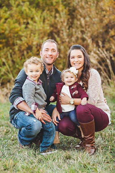 Olsen Family 2015