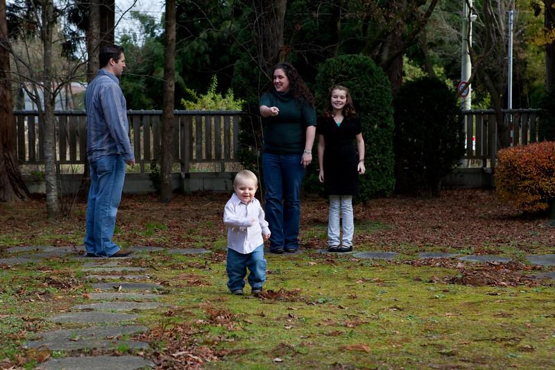 Palmer Family 22Nov.2009