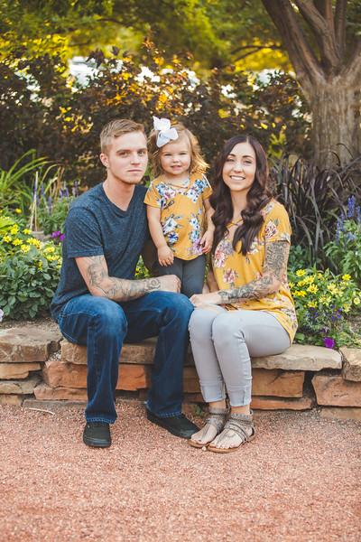 Raney Family 2017