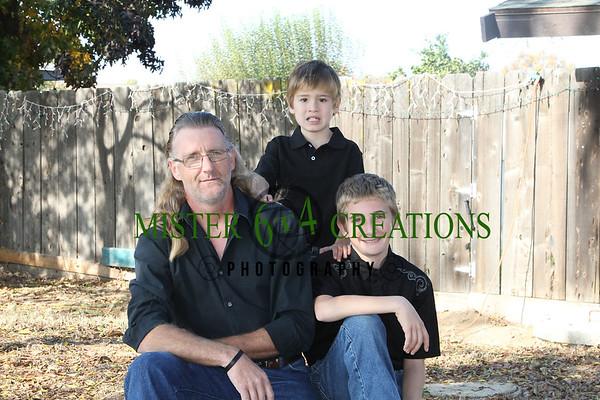 Rochadanks Family