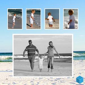 Roney Family Beach Portraits