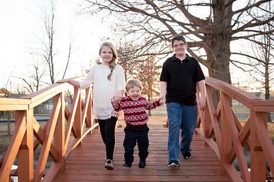 Rowdy, Baylee & Charlie