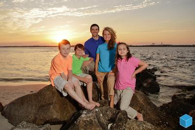 Sondra and Blake Family