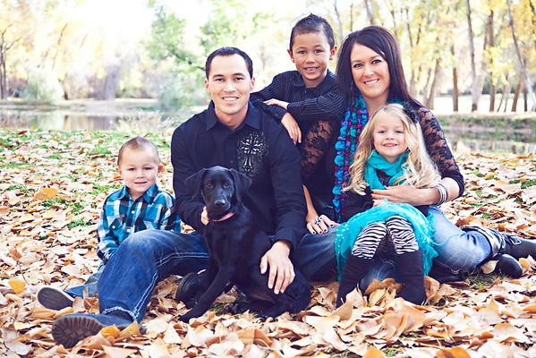 Templeton/Kelso Family