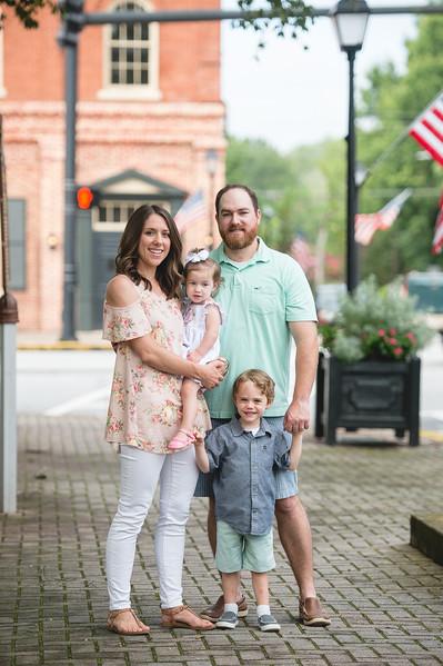 Toomer Family 2017