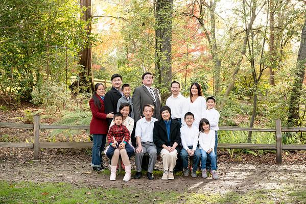 Tran & Nguyen Families