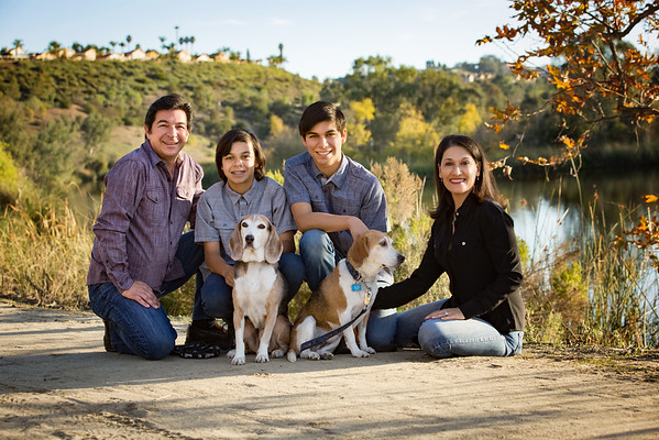 Family & Pet Portraits