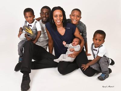 Family Portraits @ Gary Maxwell