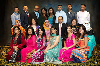 Farah Family Portraits