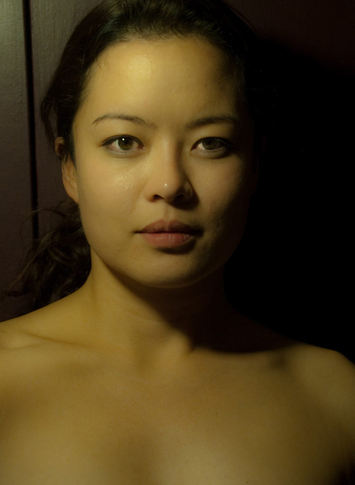 Portrait, Santa Barbara, California, 2010.