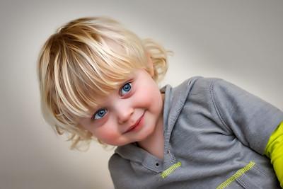 My son, Tristan