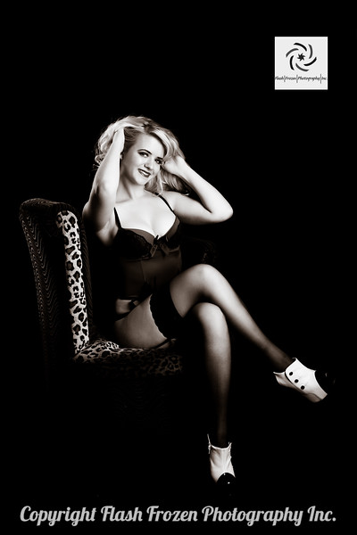 Chrissy Woodland Hills Boudoir Photography