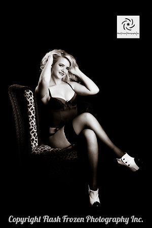 Chrissy Woodland Hills Boudoir Photography
