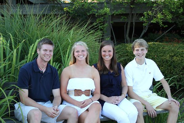 Finke Family Portraits