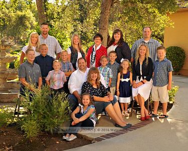 Fleming Family Portraits 2016