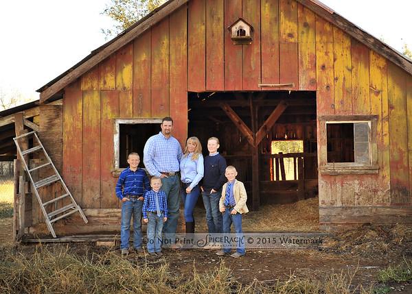 Fleming Family Portraits