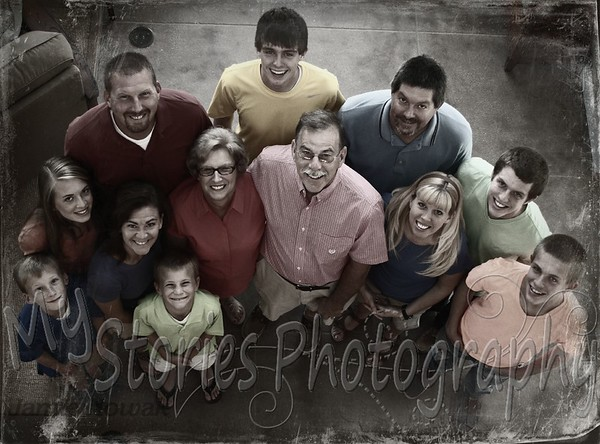 Fogarty Family 2013