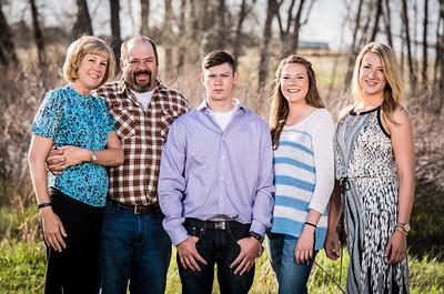 Koca Family Portraits