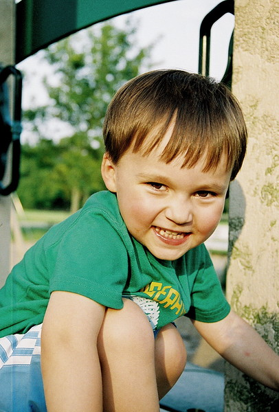 Robert   ...July 2006...3 years old