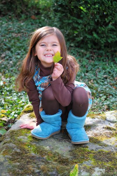 Estella ...October 2010 ...6 years old
