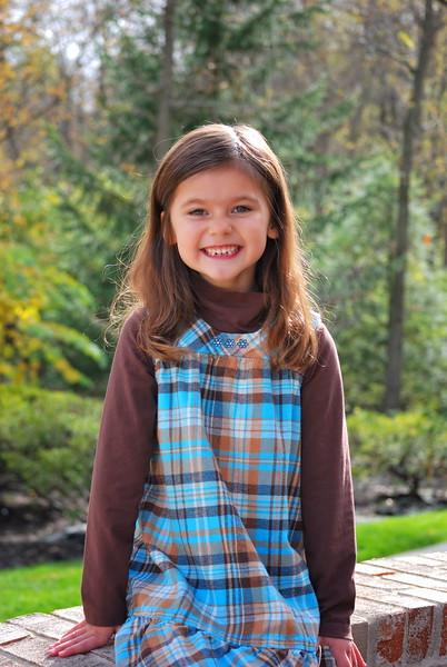 Estella ... 6 years old ...October 2010