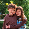 Robert and Estella ....October2010...7 & 6 years old
