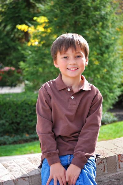 Robert .... October 2010 ....7 years old