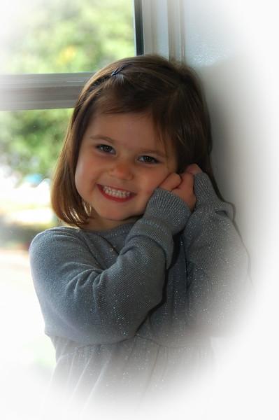 Cutie Essie ....Spring 2008 ...3 1/2 years old