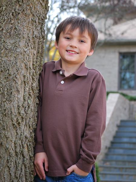 Robert ....October 2010... 7 years old