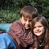 Robert and Estella ... October 2010 .. 7 & & 6 years old