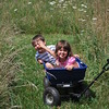 Silly siblings ..... August 2008....4 & 5 years old