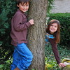 Robert & Estella ... October 2010... 7 & 6 years old