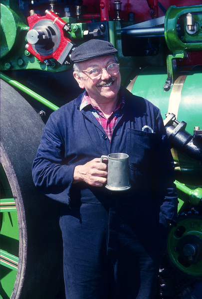 Fred Dibnah 1991
