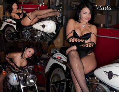 Vlada and The Harley Calendat 11 x 8 5 copy
