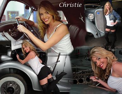 Christie Lincoln 85x11 calendar