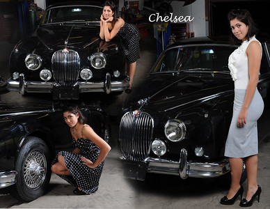 Chelsea and Jag 11 85 collage