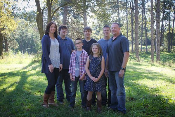 Gail & Family 2015