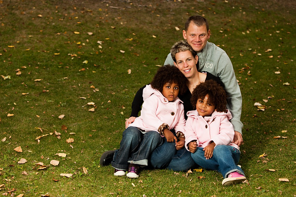 Gallagher Family Fall 2009