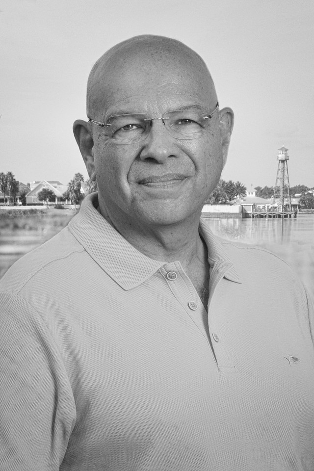 Portrait:  Bob Gallicci