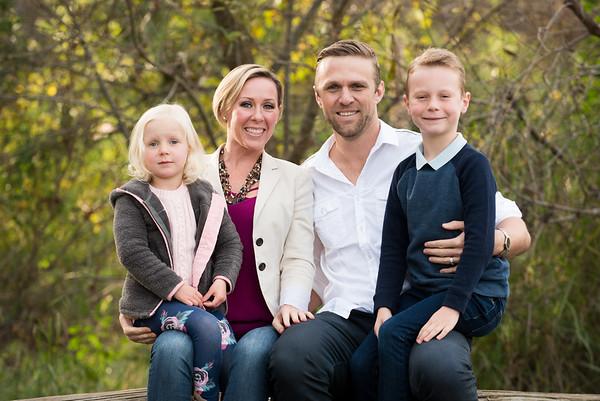 Garrison Family Portraits