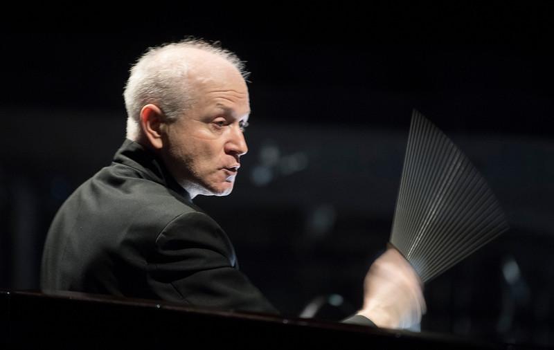 George Benjamin Composer