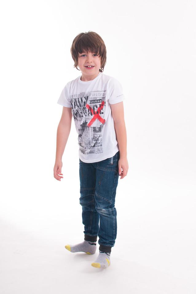 Ghiotti Family Model test