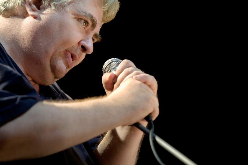 Daniel Johnston at Indigo, London. 25th July 2008