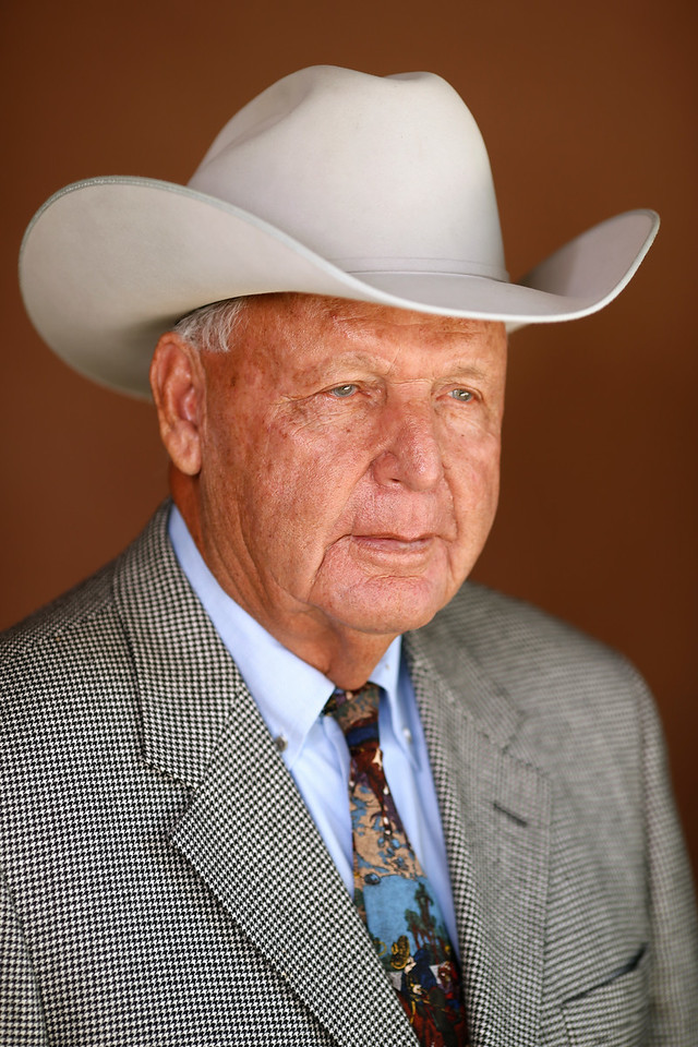 Gilbert Aguirre, Cattlemen of the Year, 8/11/14.