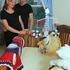 Ginger & Mat Expecting Baby Emden