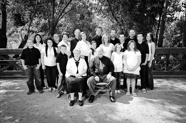 Goff Family June 2012